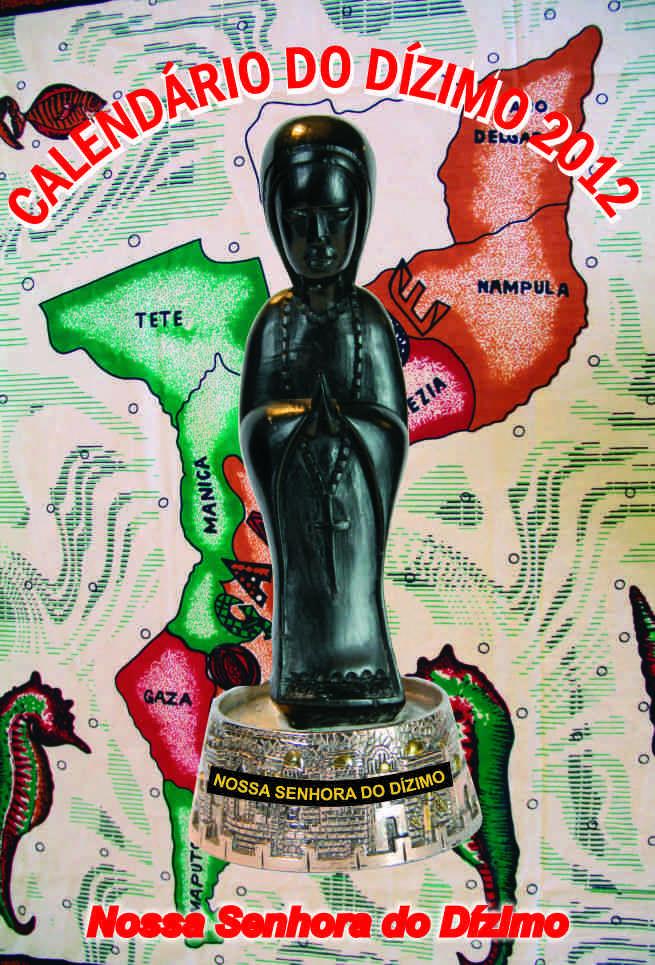 Calendário do Dízimo 2012