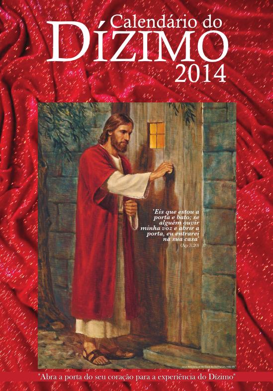 Calendário do Dízimo 2014