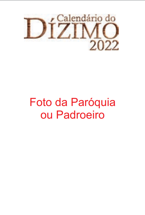 Modelo 02 – Capa Personalizada 2022