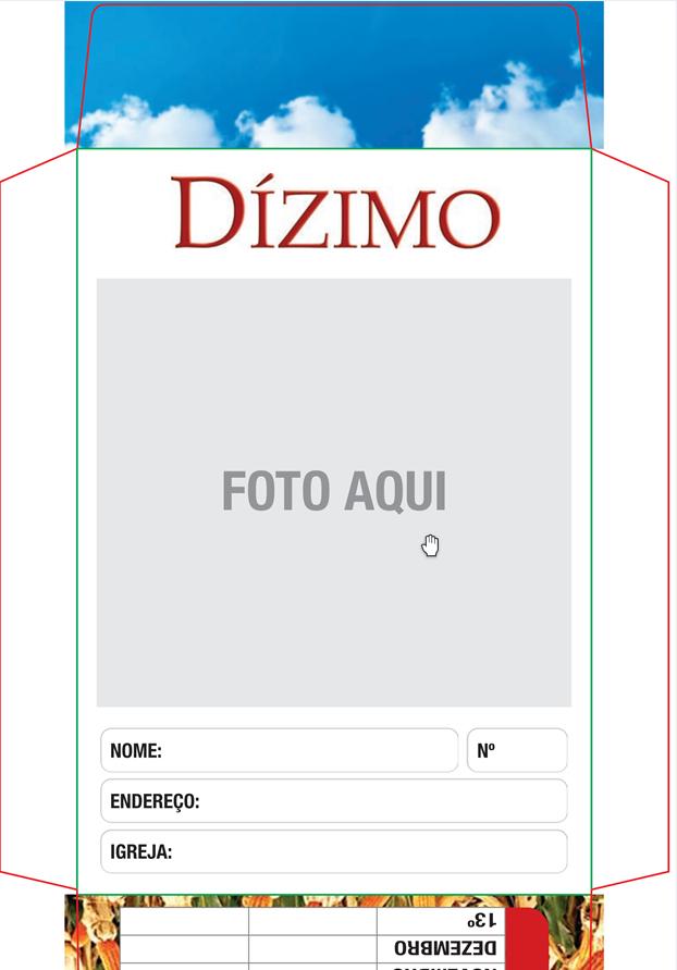 Modelo 08 – Envelope Personalizado 2022